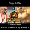 DashieGames - MORTAL KOMBAT- EPIC RAP BATTLE 4