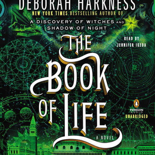 The Book of Life byl Deborah Harkness, read by Jennifer Ikeda