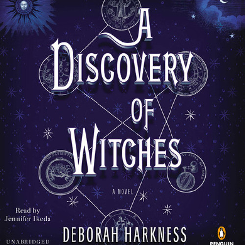 A Discovery of Witches by Deborah Harkness, read by Jennifer Ikeda