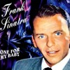 One For My Baby (Frank Sinatra Cover)
