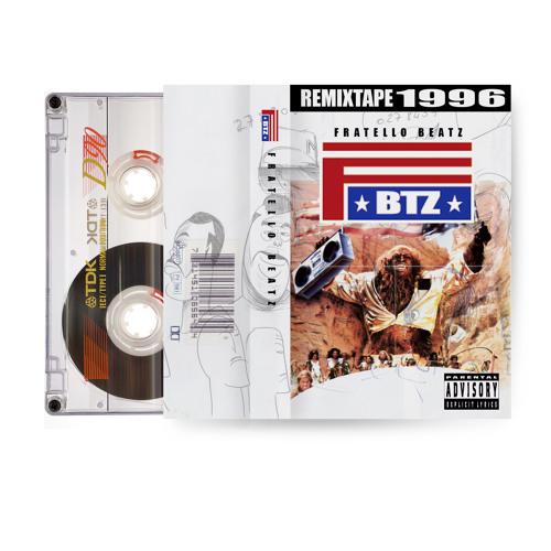 Fratello Beatz Remix Tape (1996) / Nas - Redman - Jamal - Bush Babees - Rocca - Fabe - DAS EFX