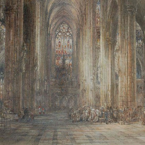 The Bells Of Cologne Cathedral (for two pianos)