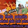 PUTTA MEEDA PALA PITTA LATEST 2015 MIX DJ SHIVA VANGOOR