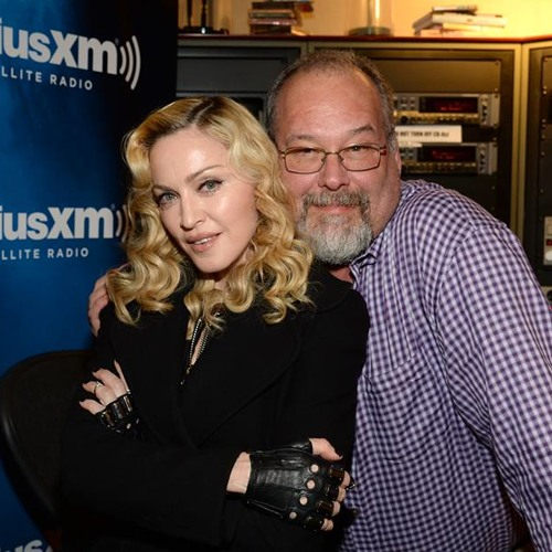 Madonna and Sirius XM's  Larry Flick chat about her Rebel Heart.