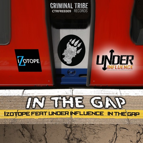 Izotope feat. Under Influence - In The Gap [CTRFREE009 12.03.2015]