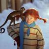 Die Kinder singen Pippi Langstrumpf