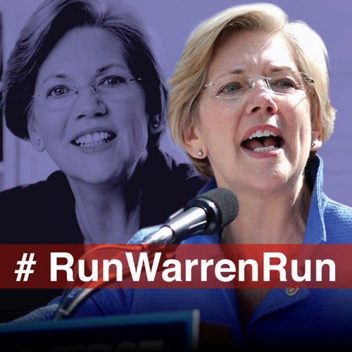 WASHINGTON RESIDENT IS READY TO ORGANIZE FOR ELIZABETH WARREN TO RUN FOR PRESIDENT