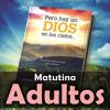 Viernes 13 de marzo 2015 - Devoción Matutina para Adultos 2015 - Un mundo encantado