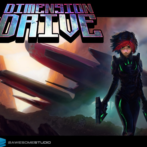 Dimension Drive - Under Attack