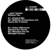 John Talabot - Without You (Mistakes Are Ok Midnight Version)