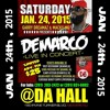 KING SHINE LS BANKY HYPE,CROWN HIGHTS LS NOAH AT THE DEMARCO CONCERT JAN 2K15