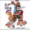 All My Hoes feat. Ray Jr. + LA Dram + Pooh Gutta (produced by Pyrexxz)