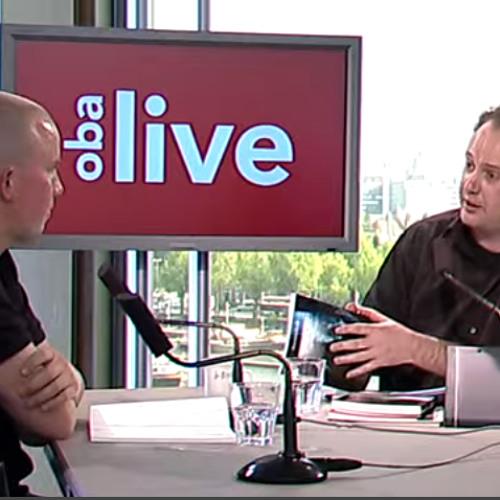 Jurgen Maas in gesprek met Tsead Bruinja over de bundel 'Overwoekerd'