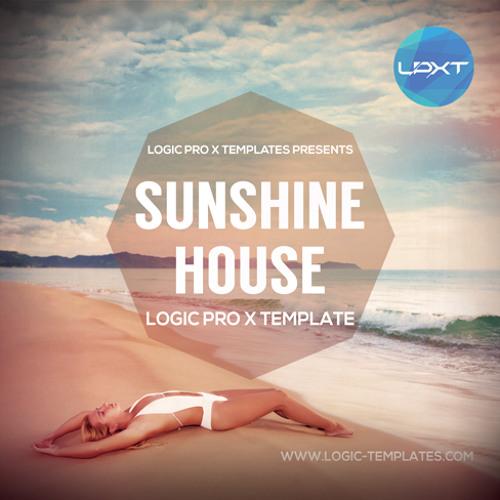 Sunshine House Logic Pro X Template