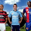 A - League Of Their Own - By Marcus Higgins