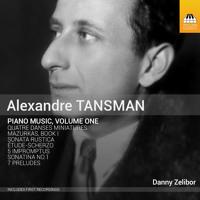 Alexandre Tansman: Sonata Rustica