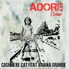 Cashmere Cat Feat Ariana Grande - Adore (Amateur Cover)