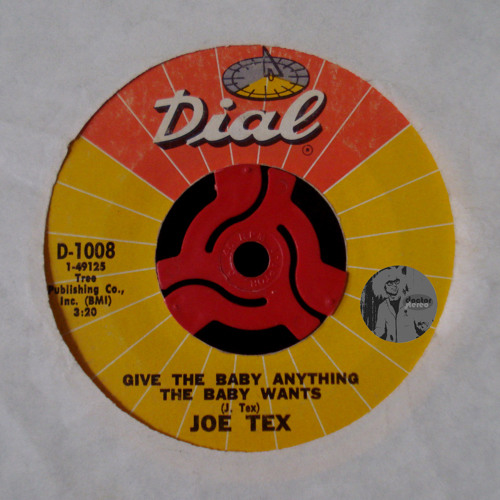 Joe Tex - Give The Baby Anything The Baby Wants (Doctor Stereo's Joe-Hop Version)