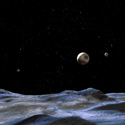 One Last Thing: How an 11-Year-Old Named a (Dwarf) Planet