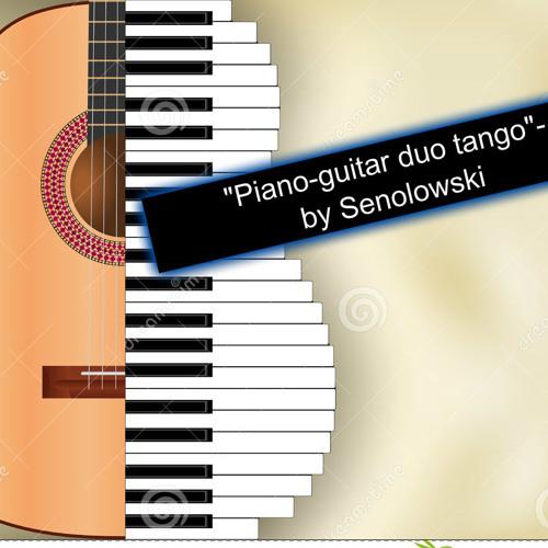Piano -guitar Duo Tango