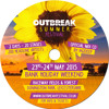 Outbreak Summer Festival 2015 Promo Mixed by In2DeeP