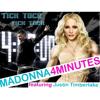 Madonna feat. Justin Timb. 4 MINUTE VS. Carlos Pimenta & Lipe Silva T69 (Mashup by Douglas Mendonça)