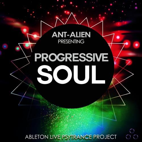 Ableton Live Project - Ant-Alien Progressive Soul [TRACK PREVIEW]