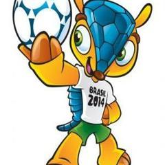 Lovebug World Cup Love Brazil