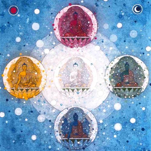 Dedication Ritual - Rainy Season Retreat 2015: Living In The Mandala