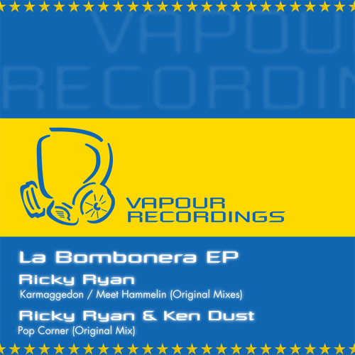 Ricky Ryan & Ken Dust - Pop Corner - VR089