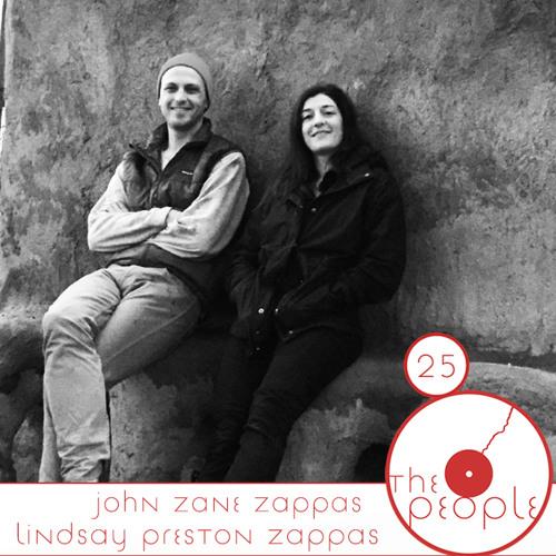 Ep 25 John Zane Zappas & Lindsay Preston Zappas: The People