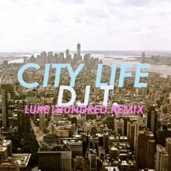 DJ T. - City Life - Feat. Cari Golden (Luke①Hundred Remix)