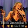 Mariah Carey - I want to know what love is (X-Factor UK 2009)