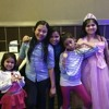 All Princess were singing (blanck space) at Nj. United states.