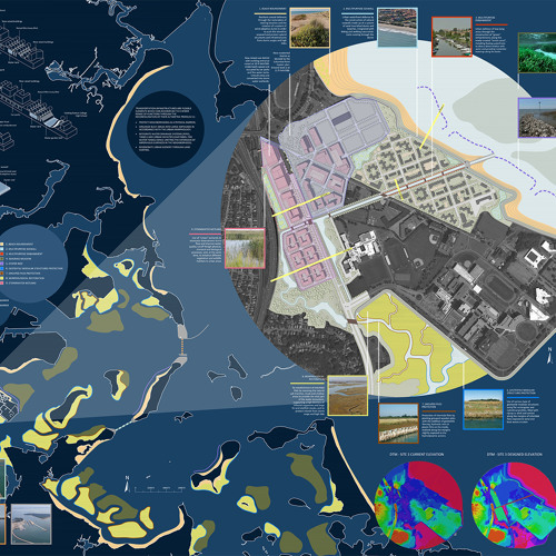 Underwater Boston: Local Competition Plans For Rising Sea Levels