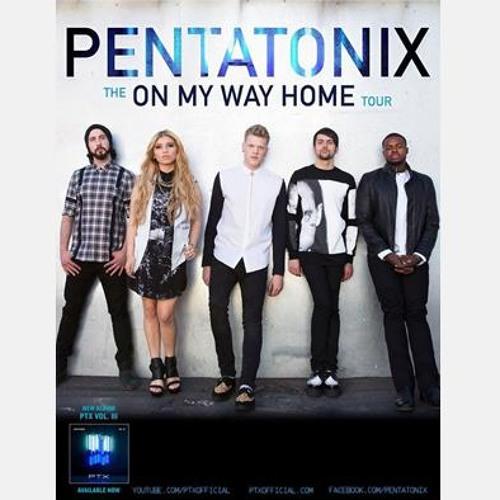 FourFiveSeconds - Pentatonix live stream audio grab by