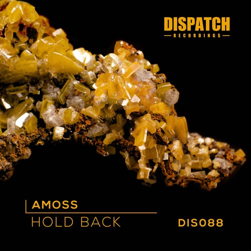 Amoss - Hold Back - Dispatch Recordings 088 (CLIP)