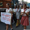 Thousands rally in Kolkata against nun rape