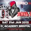 Sly Bassman Trigga & Spyda-Evil b birthday bash 2015