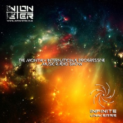 DJ D-Xtreme guest mix for Infinite Universe #24 w/ Anton Veter on Pure FM