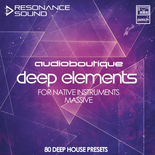 Audio Boutique - DeepHouse Elements Demo
