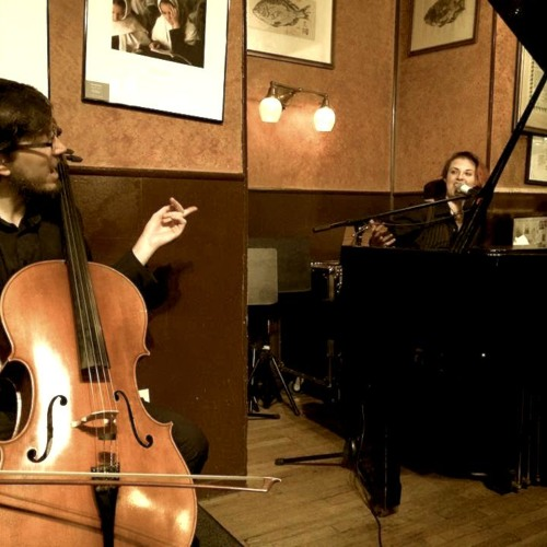 Cello Soul At The Yiddish Cafe (Slower rough take)