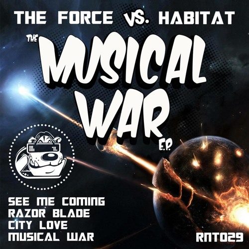 The Force - City Love - RNT029 - Out Now