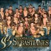 Banda Los Sebastianes Ft Los Quintero De Sinaloa  La Guerita 2015 Portada del disco