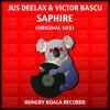 Jus Deelax, Victor Bascu - Saphire (Original Mix)[Hungry Koala records] Release date: 20.04.15 mp3