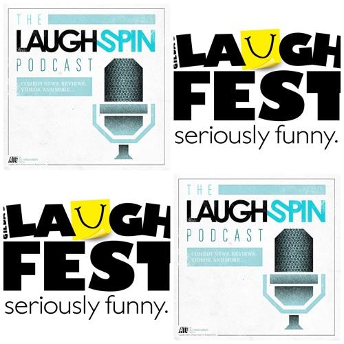 Ep. 110 - Interview w/ Joe DeRosa, Sara Schaefer, more at LaughFest