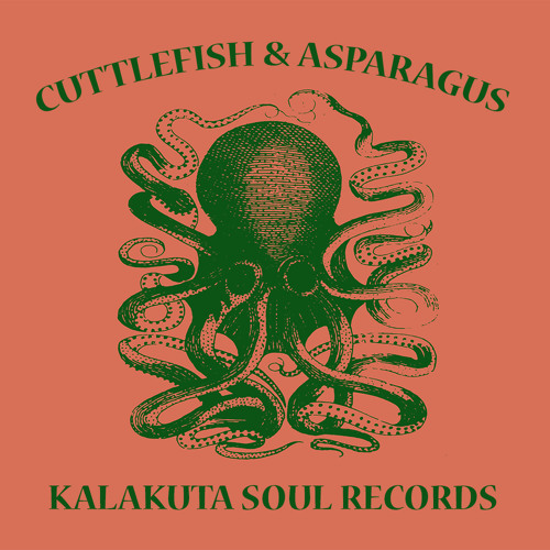 Cuttlefish & Asparagus - Hang On In There - Promo Mix