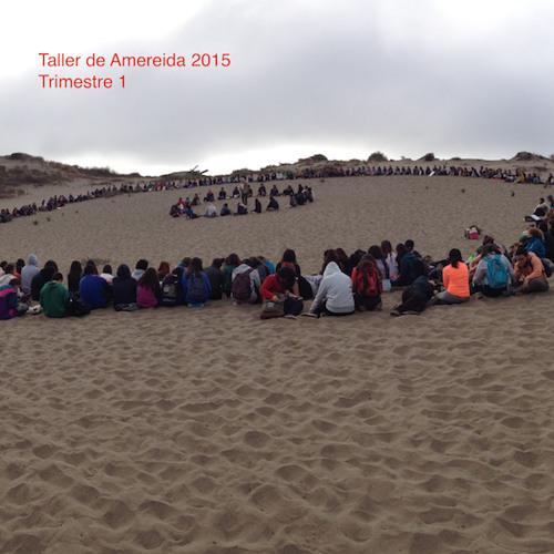 Taller de Amereida. 2015. Trimestre 1