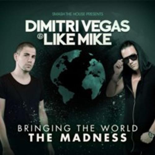 Dimitri Vegas & Like Mike vs. VINAI - Louder (SCNDL Remix) Buy = Free DL