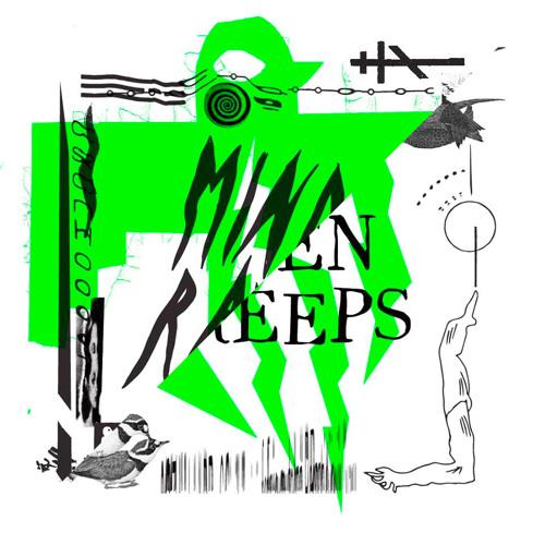 """Mind Rays / Teen Creeps - Split 7"""""""